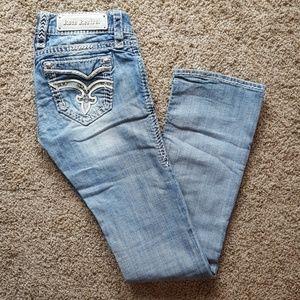 Rock Revival Slim Boot Jeans